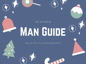 The Ultimate Man Gift Guide