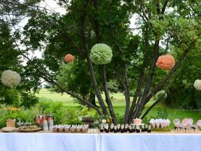 Lexi's Enchanted Garden 2nd Birthday Party
