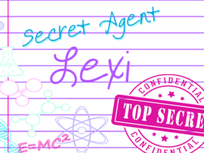 Lexi's 8th Project Mc2 Spy Birthday Party