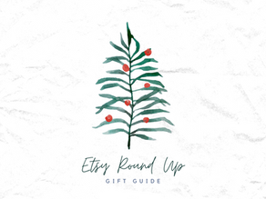 Etsy Roundup Gift Guide