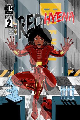 (R) Red Hyena #2 CVR B
