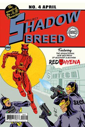 Project: Shadow Breed #4 CVR B
