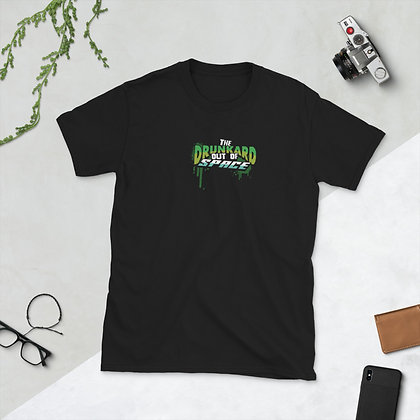 Drunkard Out of Space Logo T-Shirt