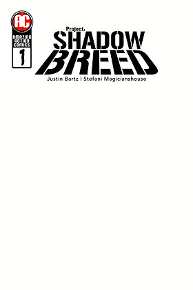 Project Shadow Breed #1 - Blank Variant