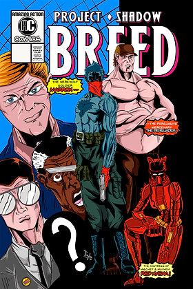 Project: Shadow Breed #5 CVR B