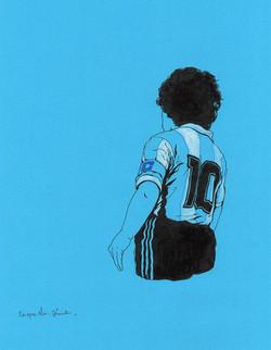Diego・A・Maradona