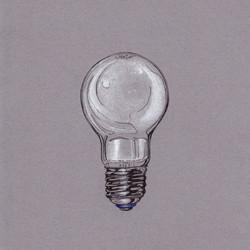 シリカ電球