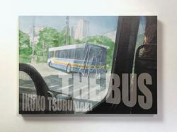 写真集『THE_BUS』(鶴巻育子・著)装画