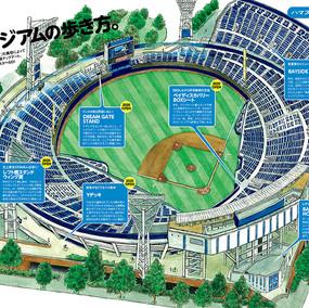 Number 999号『横浜スタジアムの歩き方。』