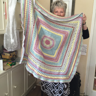 Bring and share blanket