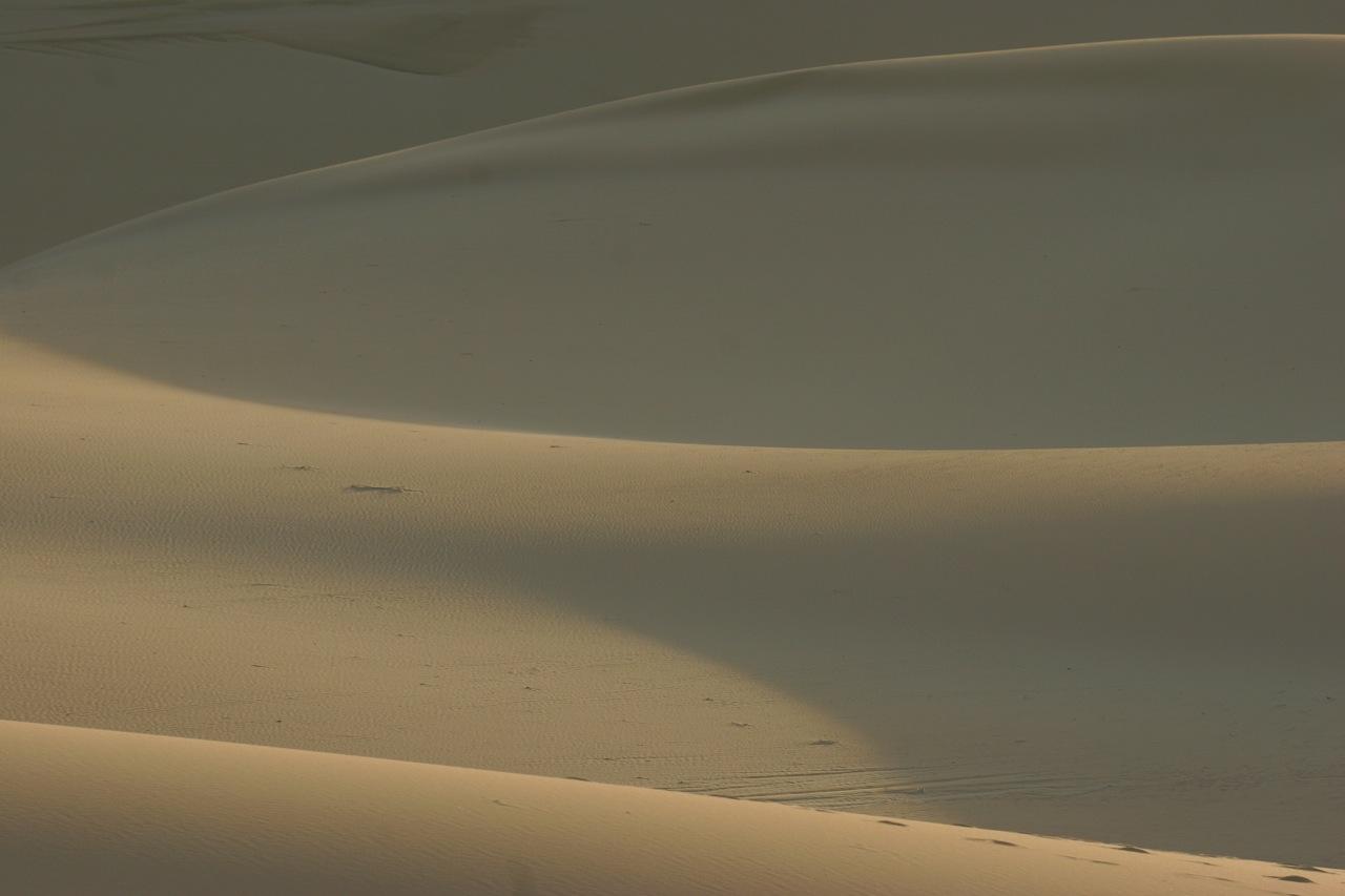 Dune Shapes.