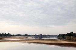 Luangwa Lakes, Zambia.
