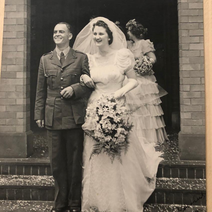Adrian & Marie Hartley