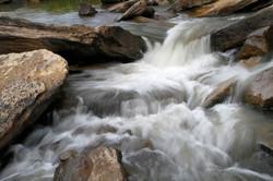 Flowing Stream.
