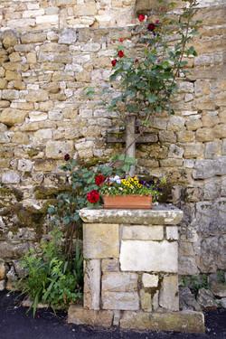 Memorial, Carennac, France.