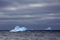 Antarctic Skyscape.