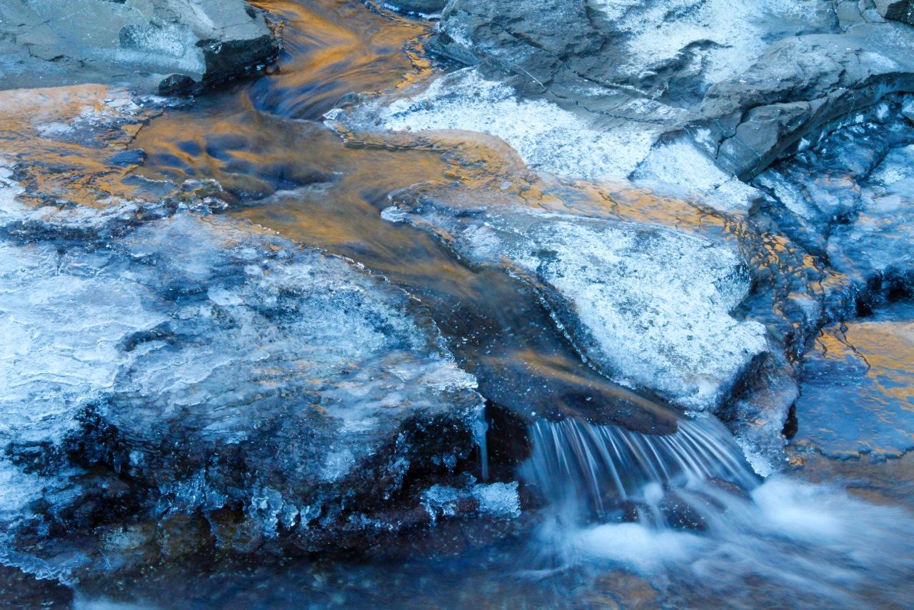 Waterfall Freeze.