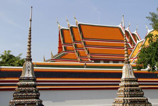 Marble Palace, Bangkok.
