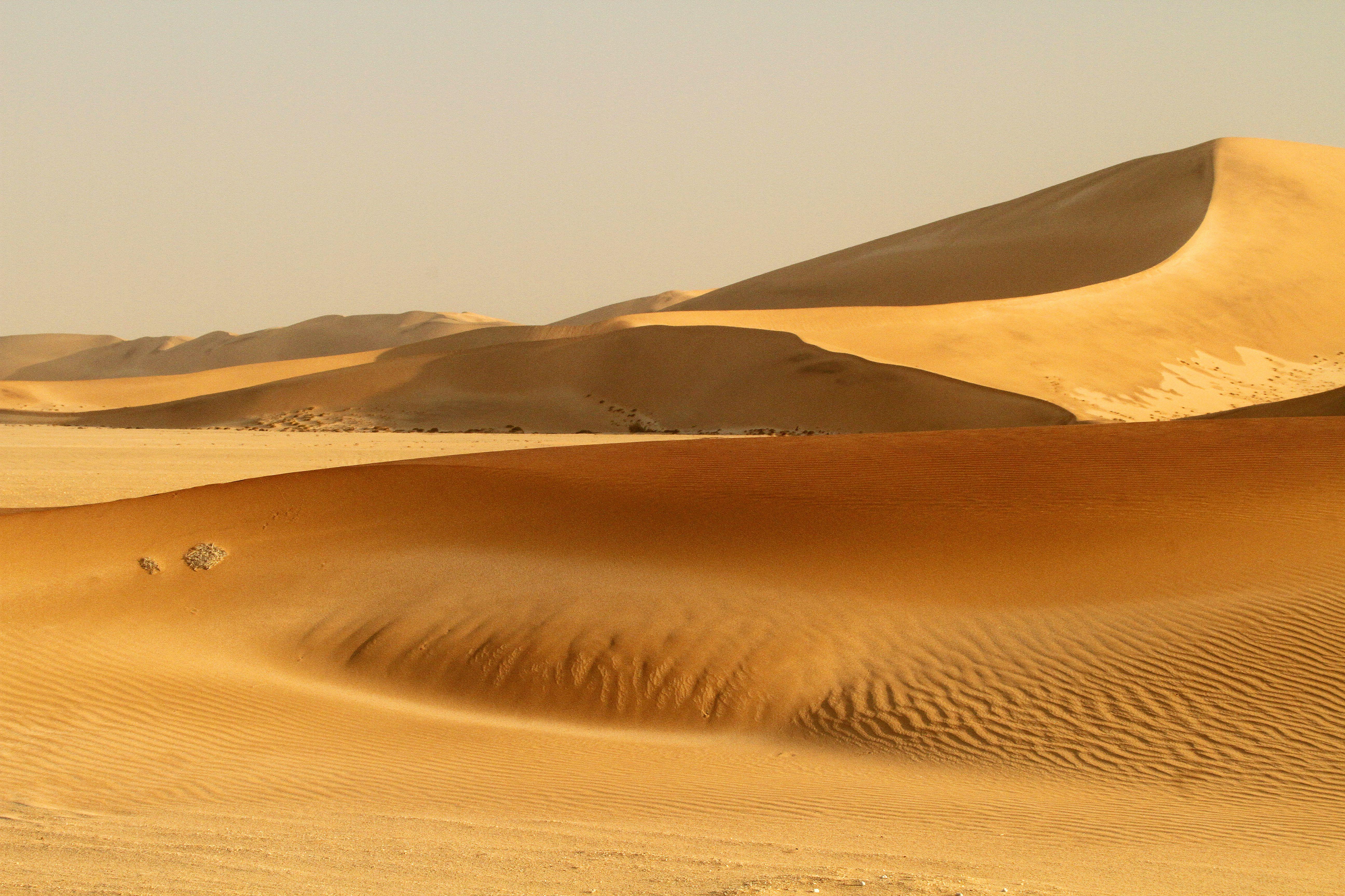 Namibian Dunes.