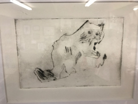 Ashleigh's etching