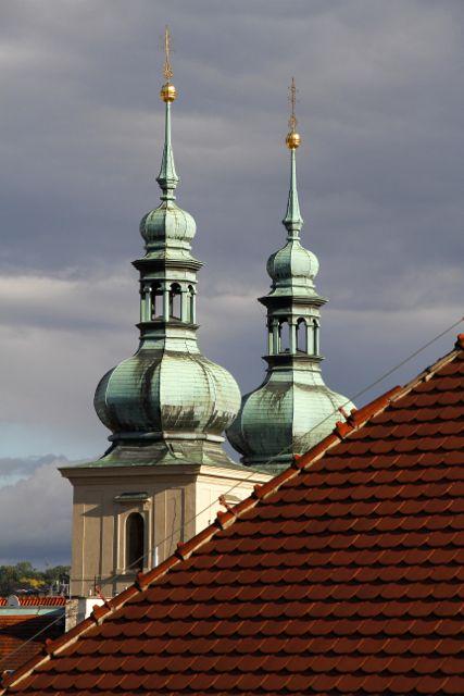 Prague Spires.