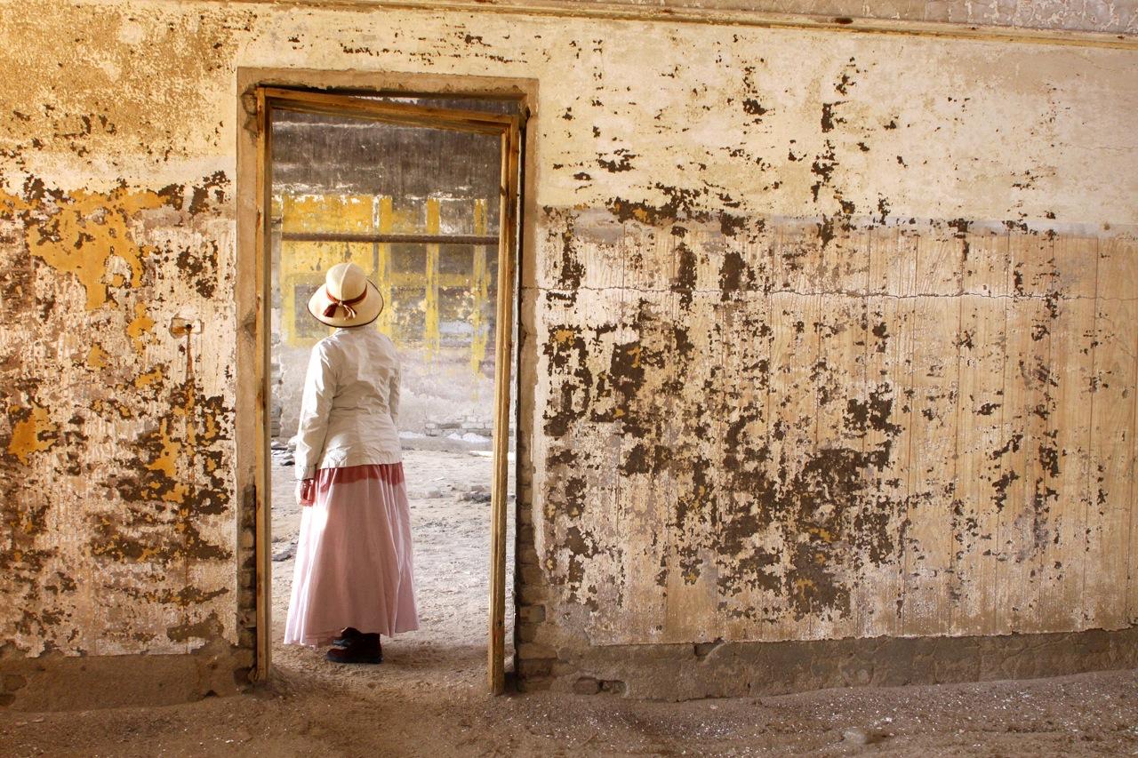 Abandoned, Elizabeth Bay, Namibia.