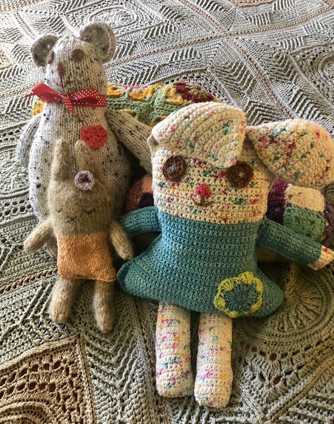 Little knitted group