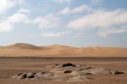 Namibian Dunescape.