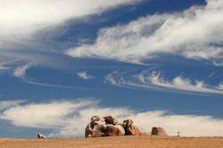 Boulder Skyscape.-1.