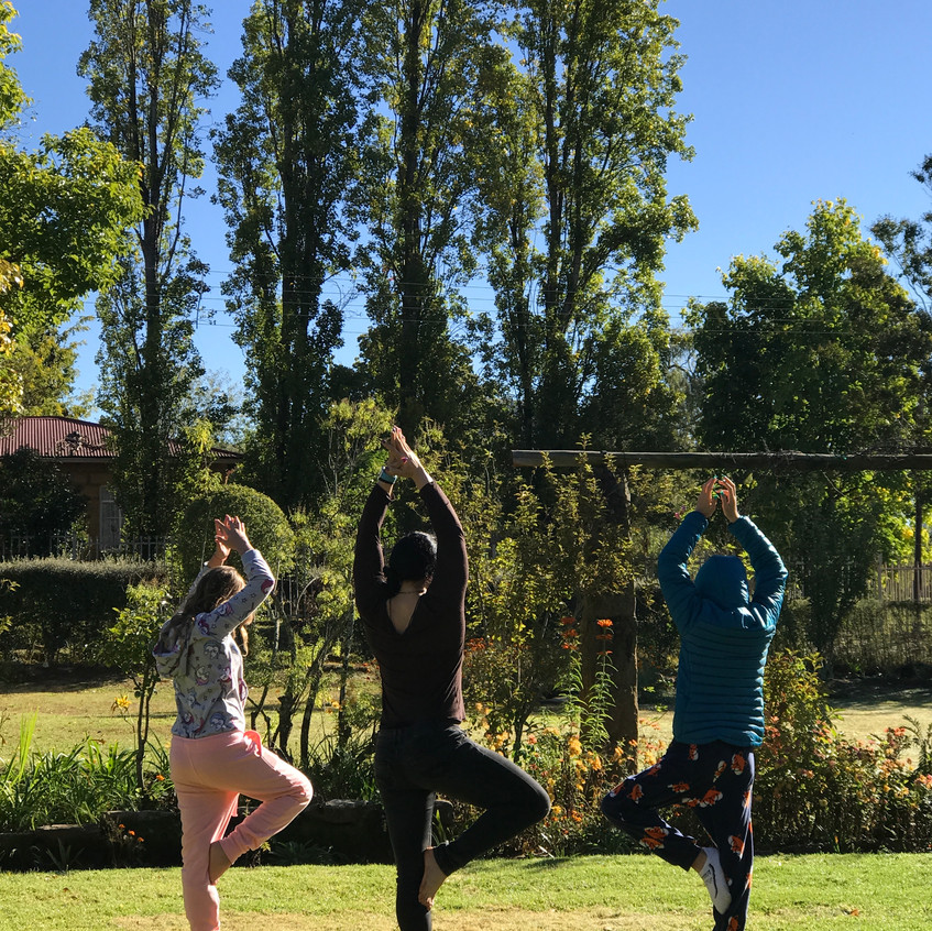 The Yoga Kids