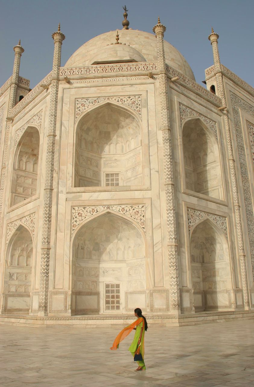 Taj Mahal beauty.