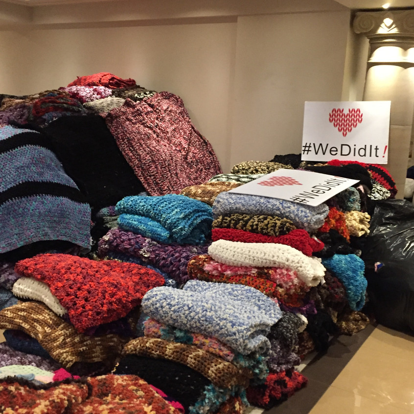 thank you 67 blankets