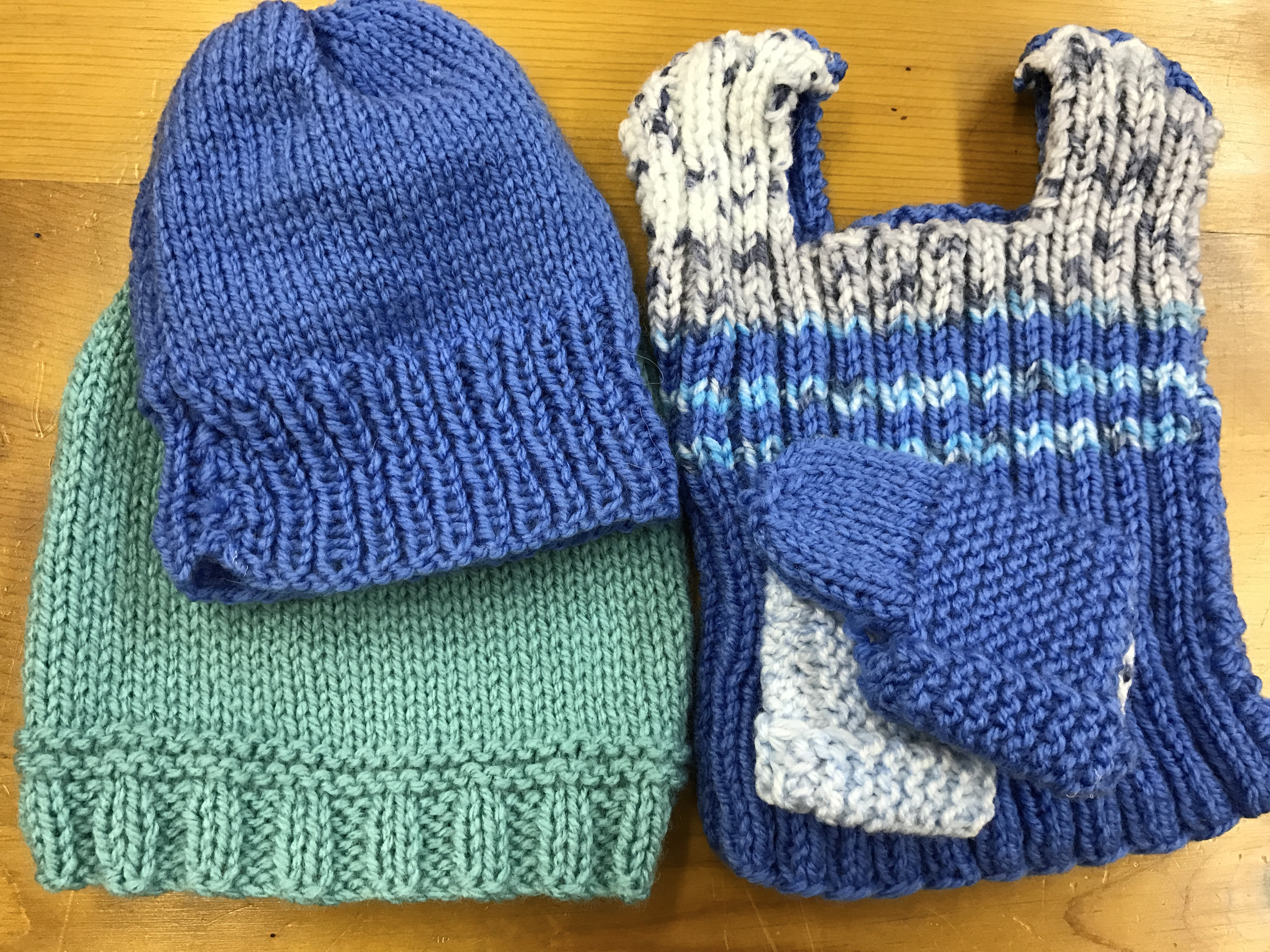 Beanies and Bootees for Bara