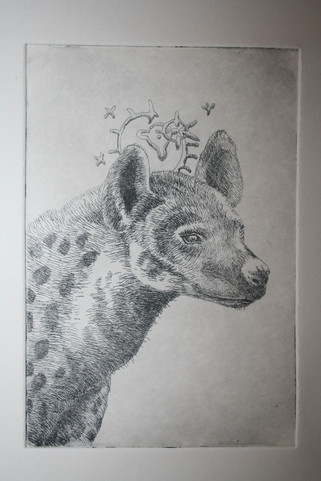 The Ugly Five Series: Hyena
