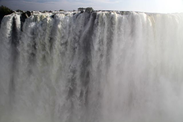 Victoria Falls Eastern Cataract.