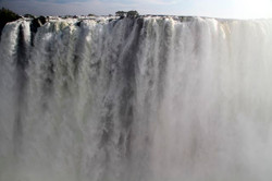 Victoria Falls Eastern Cataract.