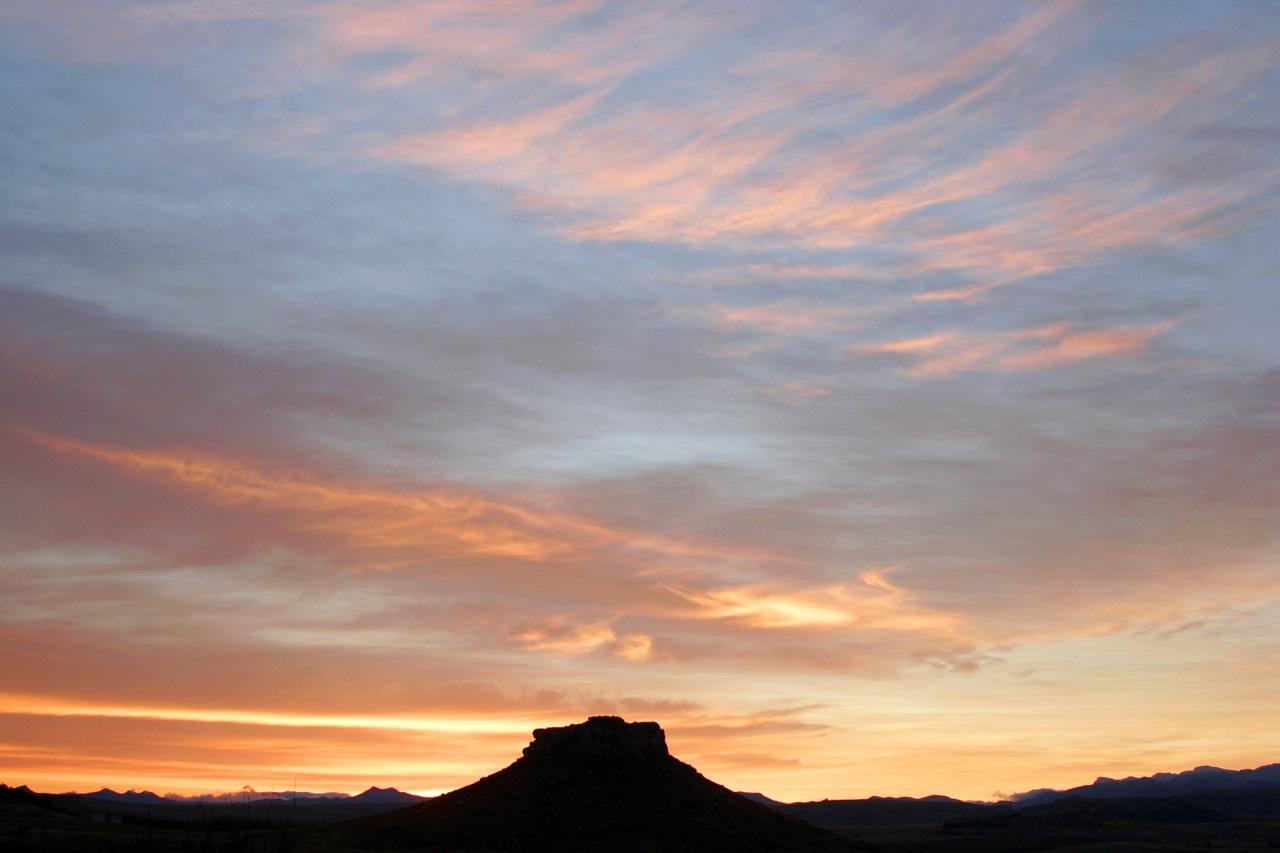 Free State Sunrise.