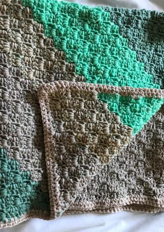 sompleted blanket