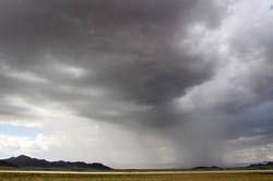 Namib Desert Thunderstorm.