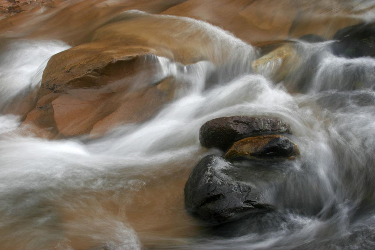 Sandstone Cascade.