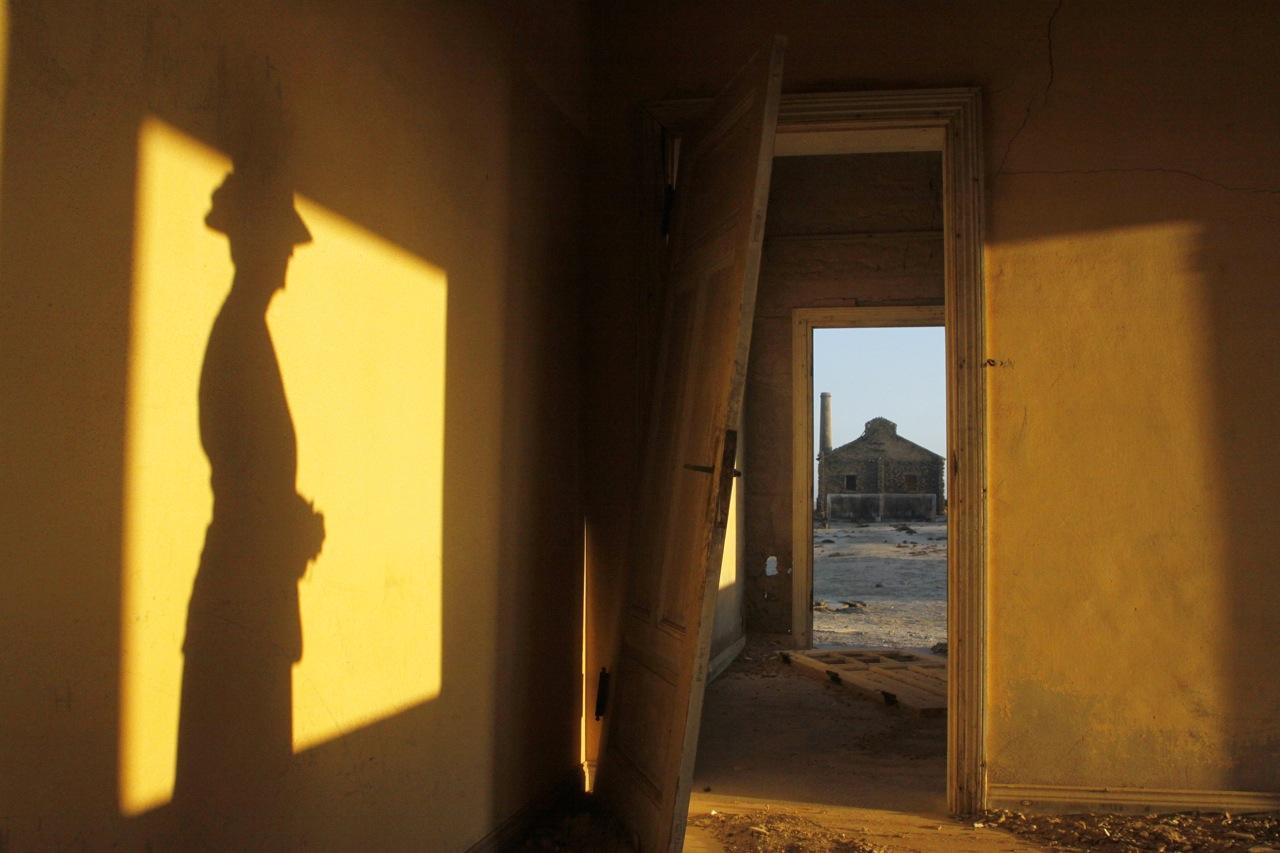 Ghost Town, Elizabeth Bay, Namibia.