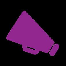 Megaphone purple.png