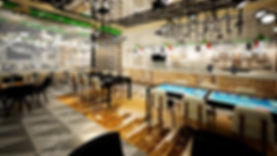 Coffee Shop Interior Design
