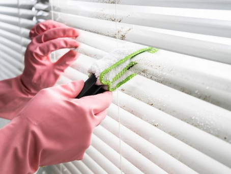 Don't Be in the Dark About Cleaning Your Window Blinds