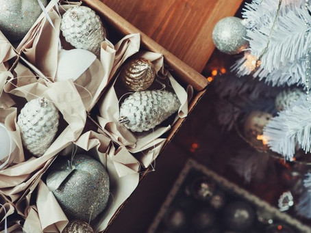 Easy Solutions to Christmas Storage