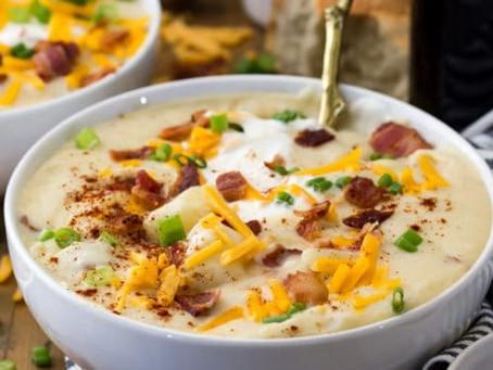 Crock-Pot® Potato Soup