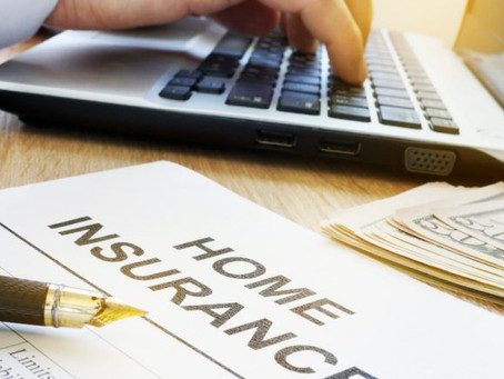 Don't Overlook Homeowners Insurance