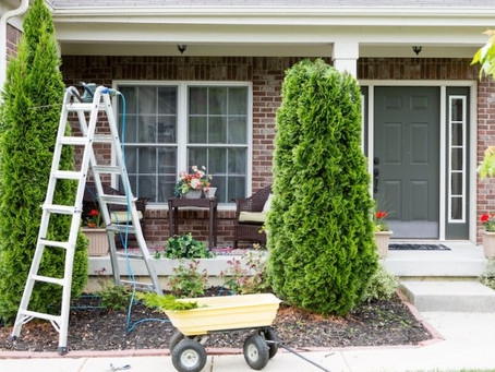April To-Do's: Home Maintenance Musts