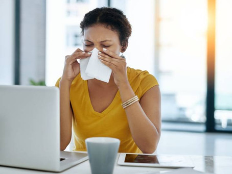 Germy places to clean during flu season