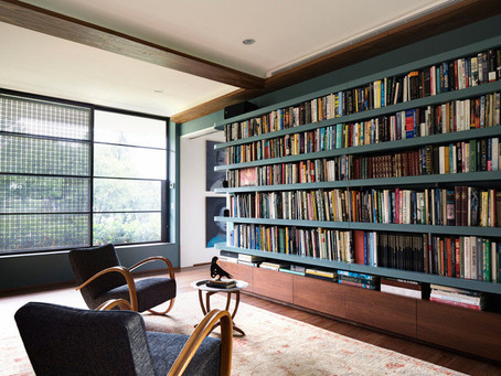Décor tips for book lovers